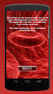 App Fever Measuring Thermometer Prank apk for kindle fire