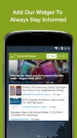 Screenshot of News About Android