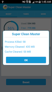 Clean Master eLite - screenshot