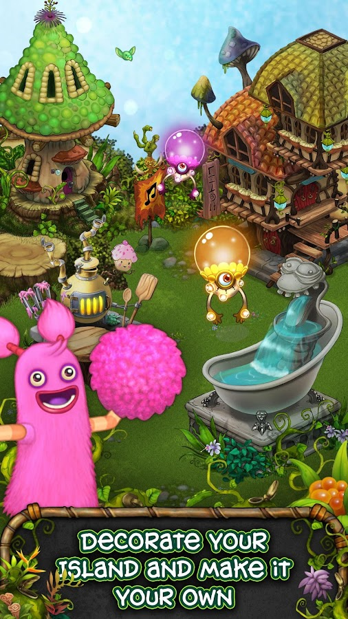My Singing Monsters Screenshot 2