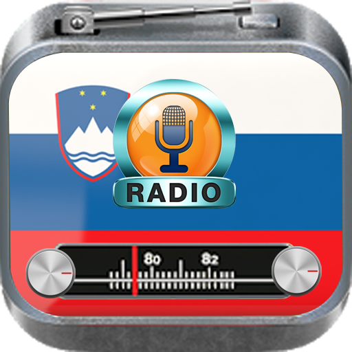 Android aplikacija All Slovenia Radios in One App na Android Srbija