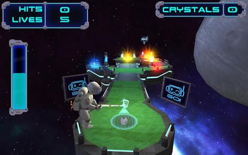 Astro Golf 4000 - screenshot