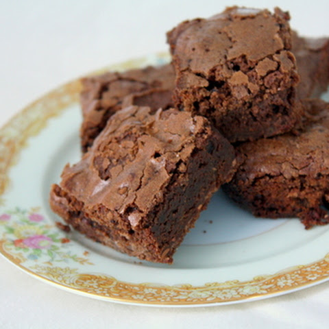 Cacao Nib Brownies