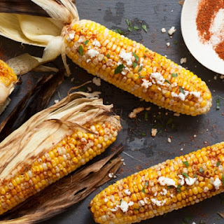 Grilled Everyday Corn