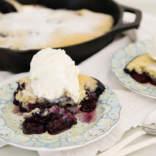 Blackberry Blueberry Dessert Recipes