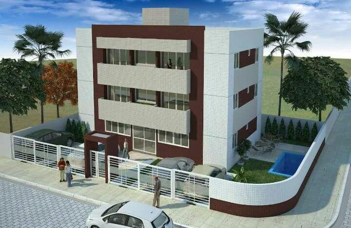 Apartamento residencial à venda, Gramame, João Pessoa.