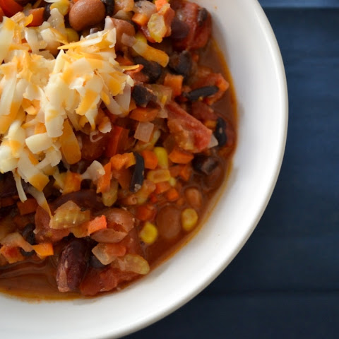 Kid-Friendly Vegetarian Chilli (from Richardo Cuisine)