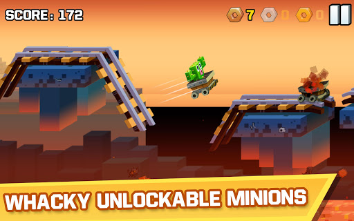 Rooms of Doom - Minion Madness - screenshot