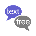 Free Download Text free - Free Text + Call APK for Samsung