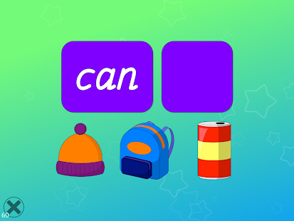 Kids Phonics 2: CVC Words - screenshot