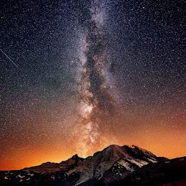 by Sambit Bandyopadhyay - Landscapes Starscapes