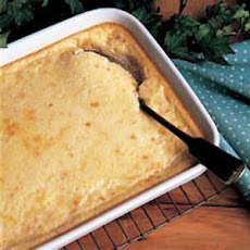 Old-Fashioned Corn Pudding