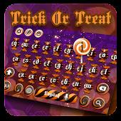 Trick Or Treat Keyboard