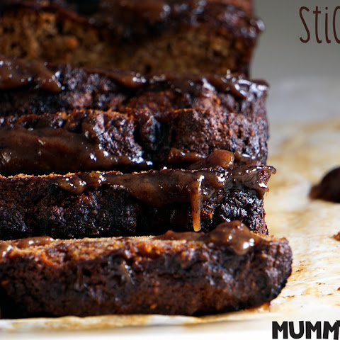 Sticky Date Banana Bread