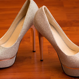Fashion shoes by Brian Adams - Artistic Objects Clothing & Accessories ( bling, shoes, fashion, pair, women,  )