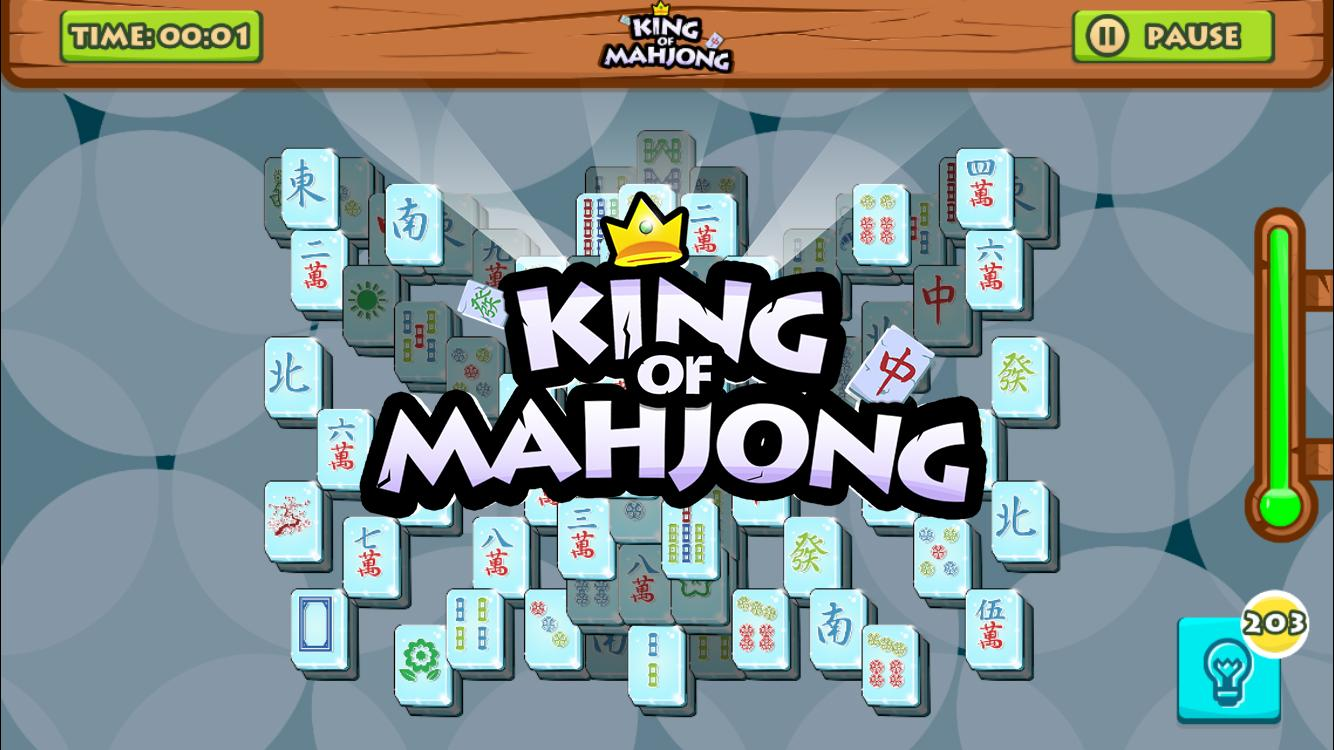 Mahjong Solitaire Screenshot 3