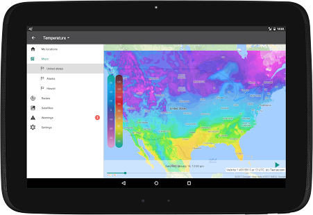 Weather 14 days APK for Ubuntu