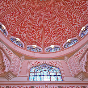 Inside Masjid Putra by Rozi Rahman - Buildings & Architecture Places of Worship