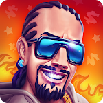 Crime Coast: Gang Wars (Mafia MMO) Icon