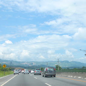 by Ahmat Supriyadhi - City,  Street & Park  Street Scenes ( car, indonesia, road, freeway,  )