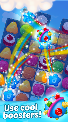 Sky Puzzle: Match 3 Game
