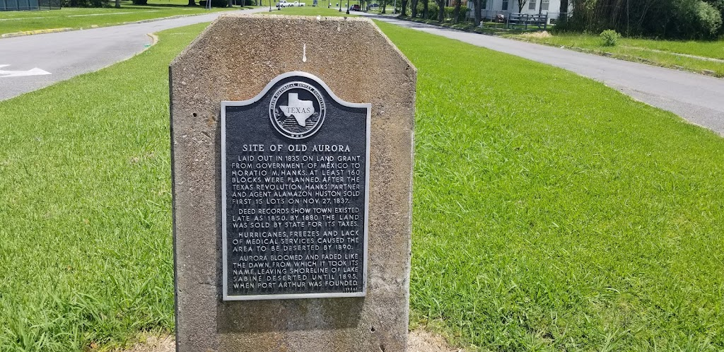 Laid out in 1835 on land grant from government of Mexico to Horatio M. Hanks. At least 160 blocks were planned. After the Texas Revolution, Banks' partner and agent Alamazon Huston sold first 15 lots ...