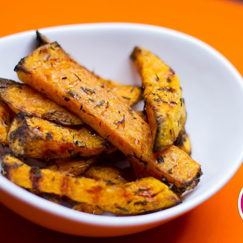 Thyme for Butternut Paleo Fries