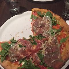 The GF Keste pizza