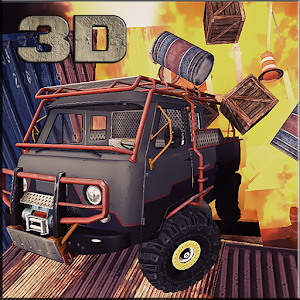 CRAZY TRIAL 3D - CAR`S