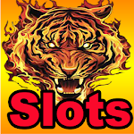 Wild Tiger's Fire Slots APK Image