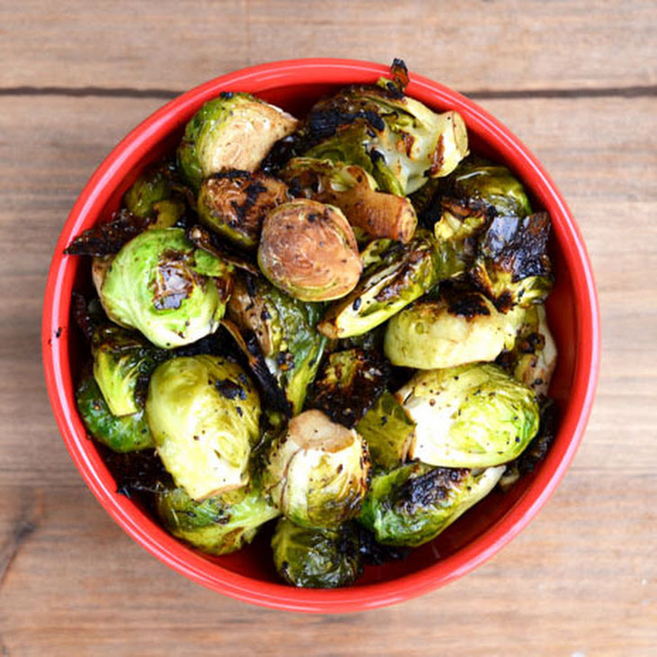 Grilled Brussels Sprouts Recipe   Yummly