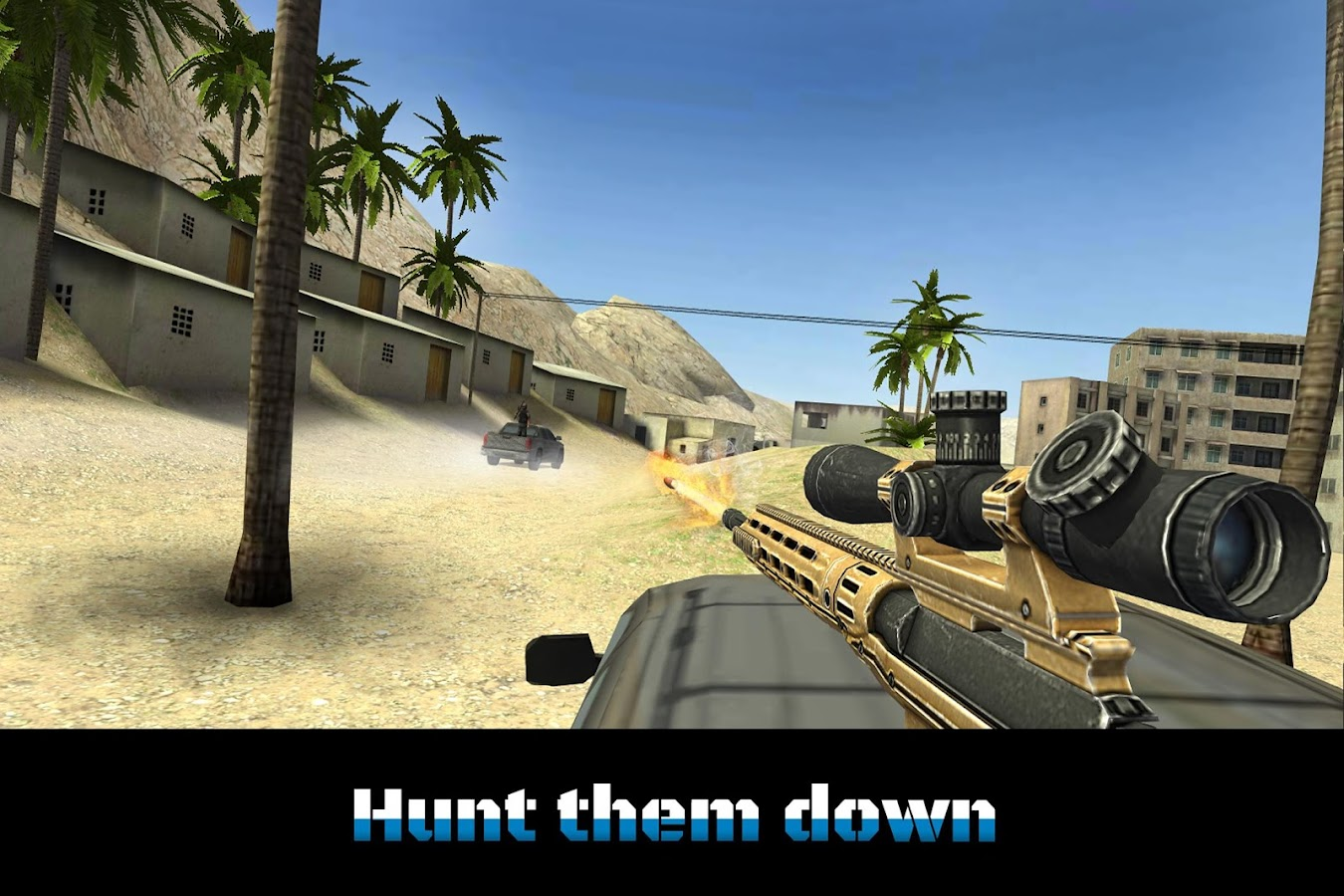 Sniper Ops - 3D Shooting Game Screenshot 13