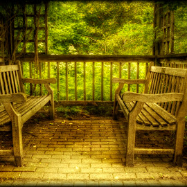 The Quiet Place by Michele Richter - Artistic Objects Furniture ( hdr )