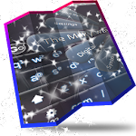 The Milky way Keyboard Design versionName='2.4 Apk