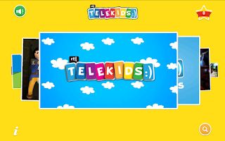Screenshot of RTL Telekids