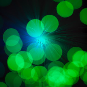 Green by Mario Novak - Abstract Patterns ( mario novak photo )