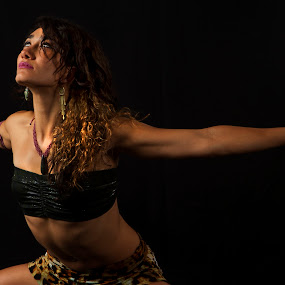 lady by Cristobal Garciaferro Rubio - Sports & Fitness Fitness ( fitness, lady, beauty, yoga )