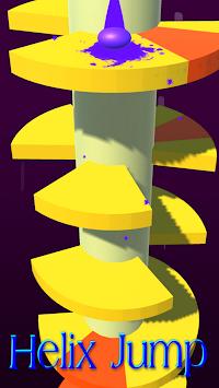 Helix Jump apk screenshot