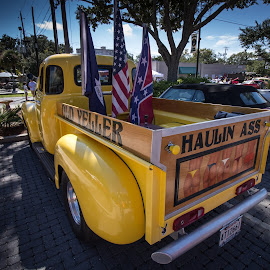 Old Yeller by Ron Maxie - Transportation Automobiles