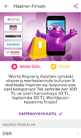Screenshot of World Alışveriş Asistanı