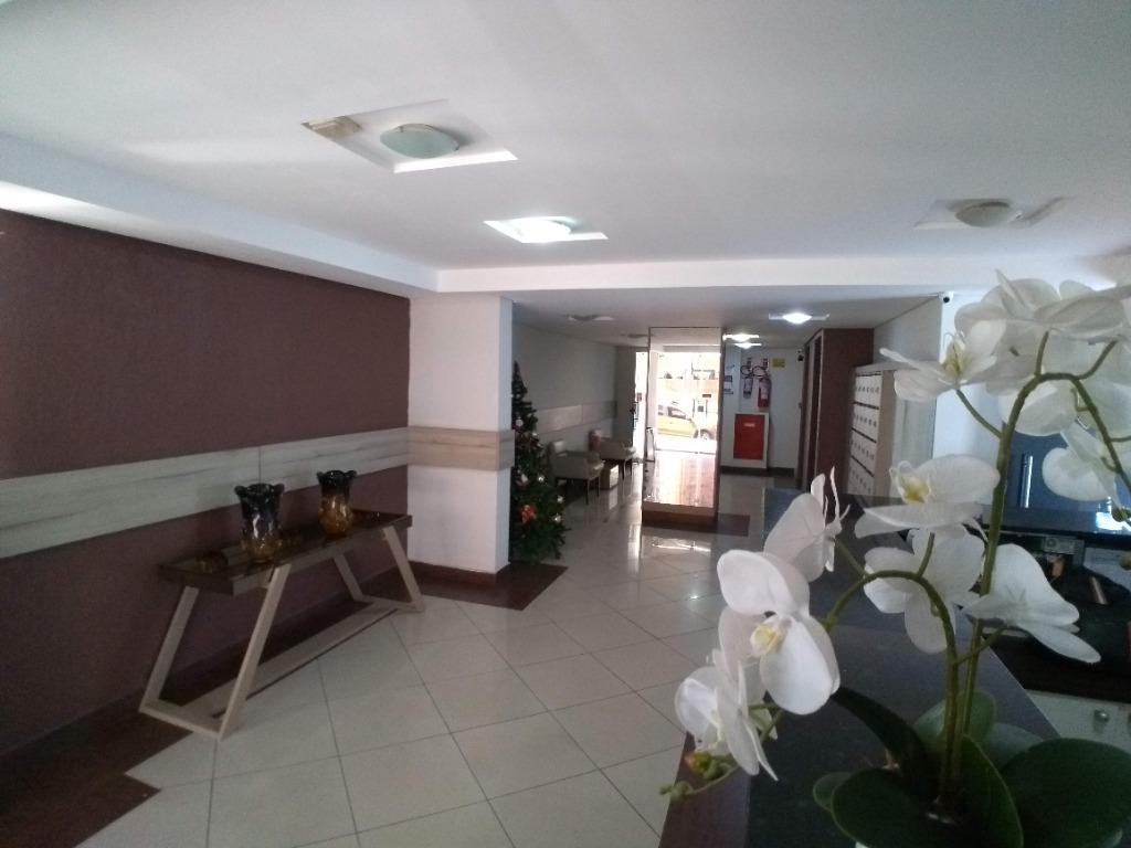 Apartamento com 3 dormitórios à venda, 96 m² por R$ 370.000 - Bessa - João Pessoa/PB