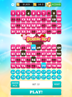 Empire Keno Mobile Free Casino Game - IOS / Android Version