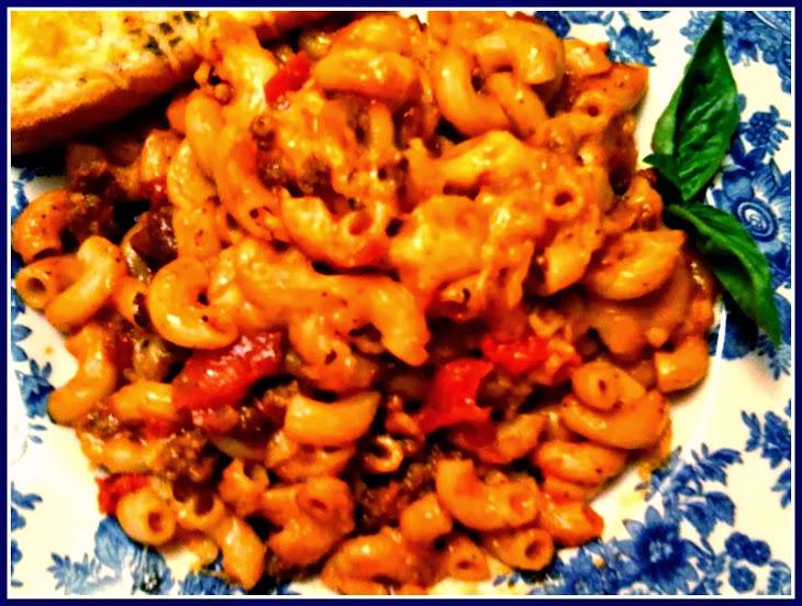 Southern Goulash! Recept | Yummly