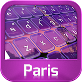 App Paris Keyboard version 2015 APK