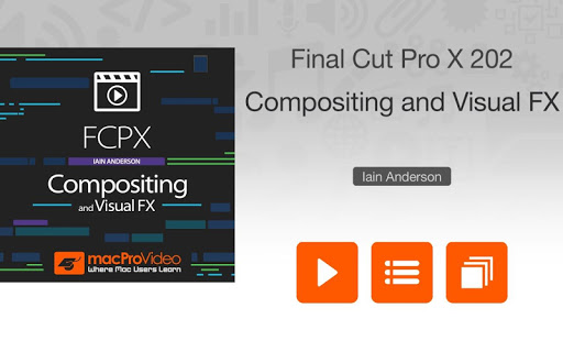 FCPX Compositing and Visual FX Apk Download Free for PC, smart TV