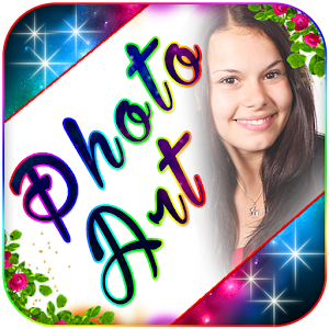 Photo Art Editor - Focus n Filters - Name art For PC