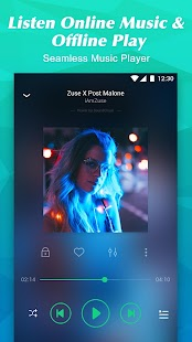 Free Music Player Plus - Music App, Offline Music