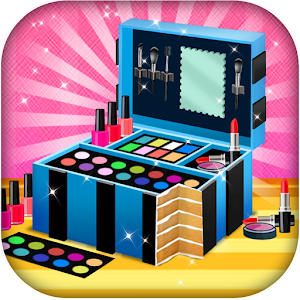 Download Cosmetic Box Cake Maker for PC