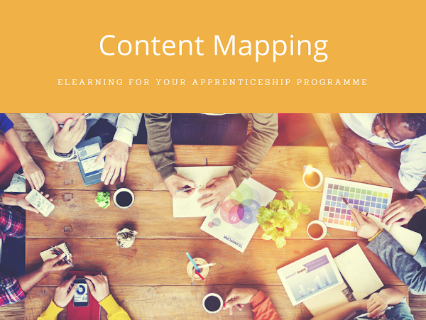 eLearning Content mapping
