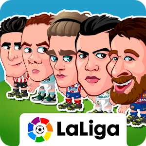 Head Soccer La Liga 2018 Icon